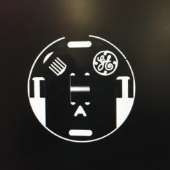 1.5T GE MRI DQA Phantom
